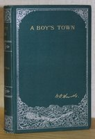 A BOY'S TOWN. Illustrated. by HOWELLS, W. D.