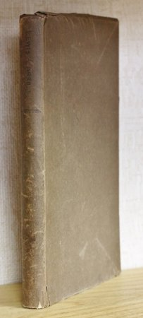 A BIBLIOGRAPHY OF THE WRITINGS OF LEWIS CARROLL (Charles Lutwidge Dodgson, M.A.) by WILLIAMS, Sidney Herbert.