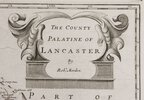 Another image of THE COUNTY PALATINE OF LANCASTER. by MORDEN, Robert.