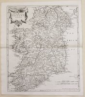 THE KINGDOM OF IRELAND. by MORDEN, Robert.