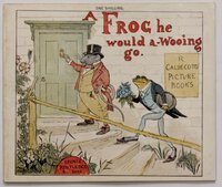 A Set of 16 First Editions of Caldecott's famous Picture Books beginning with the publication of 'The House That Jack Built, published in 1878. by CALDECOTT, Randolph.
