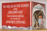 Another image of WE ARE ALL IN THE DUMPS WITH JACK AND GUY. Two Nursery Rhymes with Pictures. by SENDAK, Maurice.