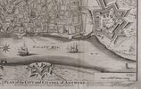 Another image of PLAN OF THE CITY AND CITADEL OF ANTWERP. For Mr. Tindal's Continuation of Mr. Rapin's History of England.