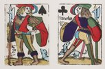 Another image of A HISTORY OF PLAYING CARDS AND A BIBLIOGRAPHY OF CARDS AND GAMING. Compiled and Illustrated from the Old Cards and Books in the Collection of the United States Playing Card Company in Cincinnati. by HARGRAVE, Catherine Perry.