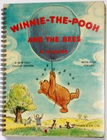 WINNIE-THE-POOH and the Bees. A pop-up picture book. Adapted by A. Schenk from the original illustrations by E. H. Shepard. by MILNE, A. A.