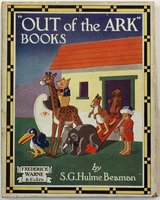 """""""OUT OF THE ARK"""" Books. by BEAMAN, S. G. Hulme."""