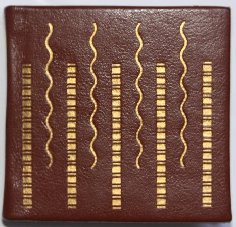 Adlai Stevenson's Veto 1949. Calligraphy and Illustrations by Alice Garman. by GARMAN, Alice.