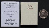 THE CROSS. by DAVIS, Margaret Thomson.