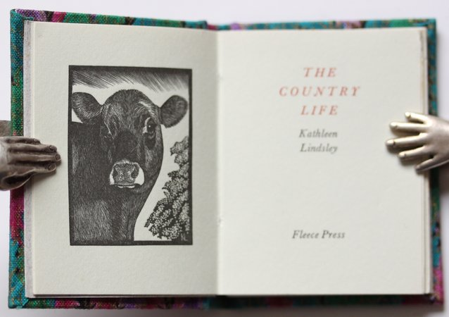 THE COUNTRY LIFE. by LINDSLEY, Kathleen.
