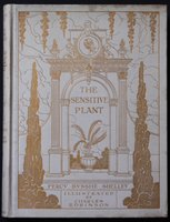 THE SENSITIVE PLANT. With an introduction by Edmund Gosse. by SHELLEY, Percy Bysshe.