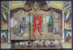 Another image of ALADDIN or The Wonderful Lamp. Dean & Son's Pantomime Toy Books. With five Set Scenes and Nine Trick Changes.