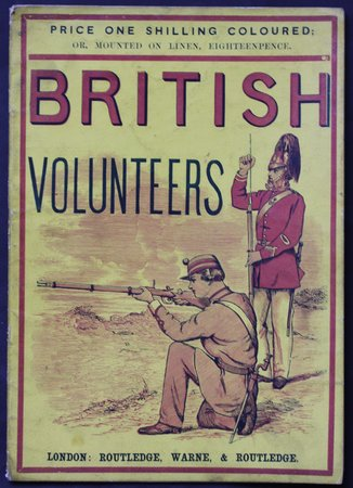 BRITISH VOLUNTEERS.
