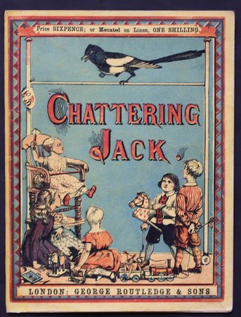 CHATTERING JACK. by CRANE, Walter.