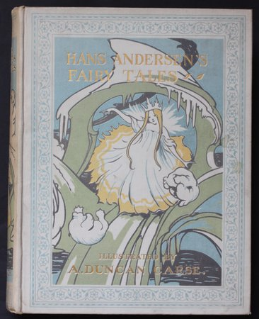 HANS ANDERSEN'S FAIRY TALES. Illustrated by Duncan Carse. by ANDERSEN, Hans Christian.
