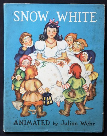 SNOW WHITE animated by Julian Wehr. by WEIR, Julian.