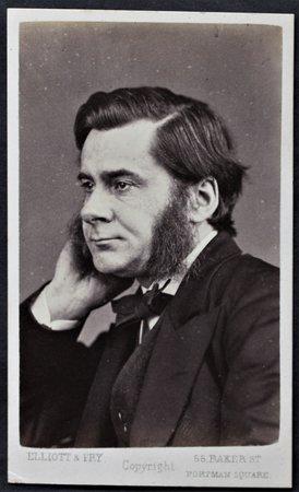 HUXLEY, Thomas Henry.