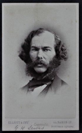 LEWES, George Henry.