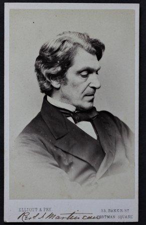 MARTINEAU, Rev. James.