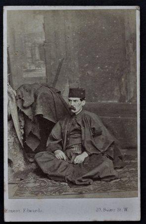 BURTON, Sir Richard Francis.