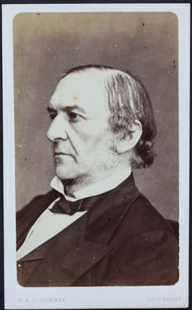 WILLIAM EWART GLADSTONE.