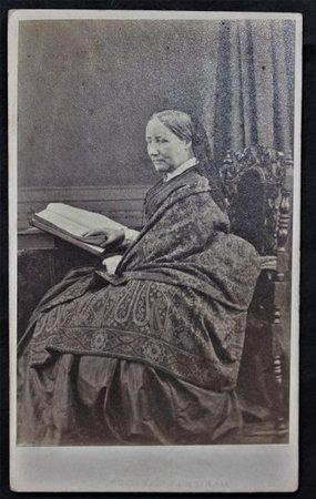 MRS. ELIZABETH GASKELL.