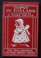 TOPSY IN TOYLAND. Illustrated by M. York Shuter. by MATTHEWS, Ernest.
