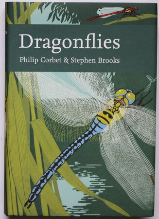 DRAGONFLIES. With many colour photographs by Robert Thompson. by CORBET, Philip & BROOKS, Stephen.