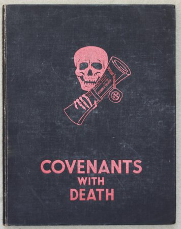 COVENANTS WITH DEATH. by INNES, T. A. & CASTLE, Ivor.