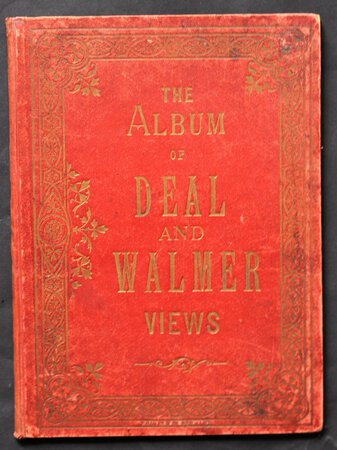 THE ALBUM OF DEAL AND WALMER VIEWS.