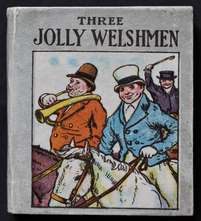 THREE JOLLY WELSHMEN.