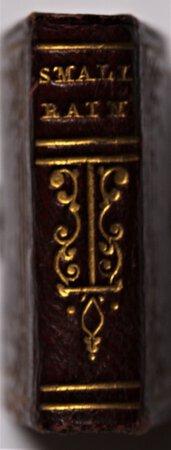 SMALL RAIN UPON THE TENDER HERB. Twenty-first edition.