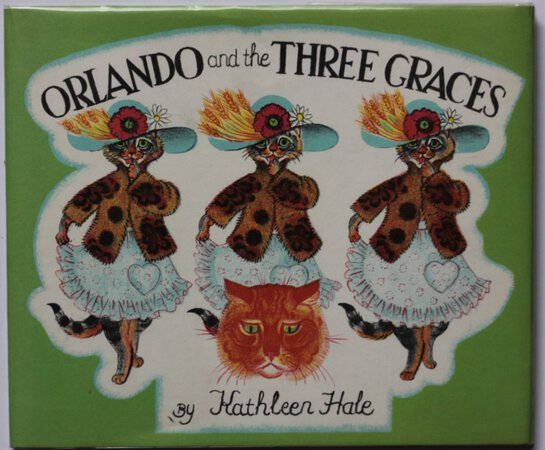 ORLANDO AND THE THREE GRACES. by HALE, Kathleen.
