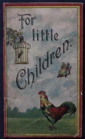 FOR LITTLE CHILDREN.