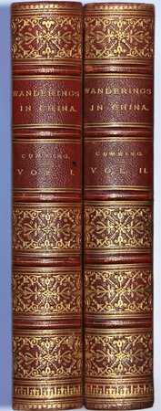 WANDERINGS IN CHINA. With Illustrations. In Two Volumes. by CUMMING, C. F. Gordon.