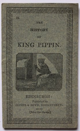 THE HISTORY OF KING PIPPIN.