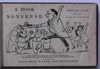 Another image of A BOOK OF NONSENSE. Fifth edition. With many new pictures and verses. by LEAR, Edward.