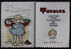 Another image of TODDLES. Dean's 1/6 Patent Rag Books. Number 134'