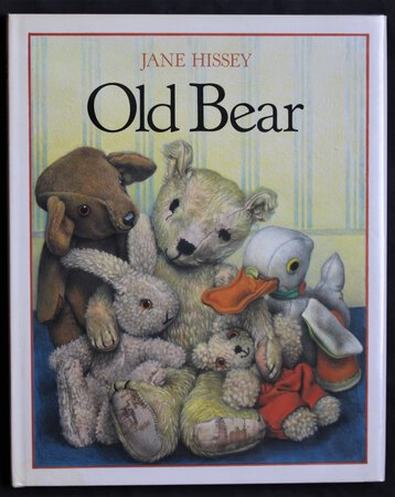 OLD BEAR. by HISSEY, Jane.