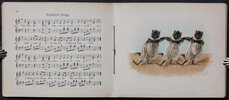 Another image of THE CAT'S CONCERT. Words and Music by F. E. Weatherly. Illustrated by A. M. Lockyer. by Weatherly, F. E.
