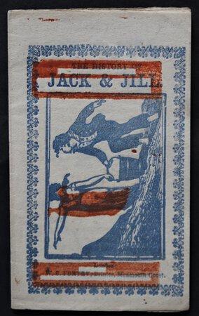 THE HISTORY OF JACK & JILL.