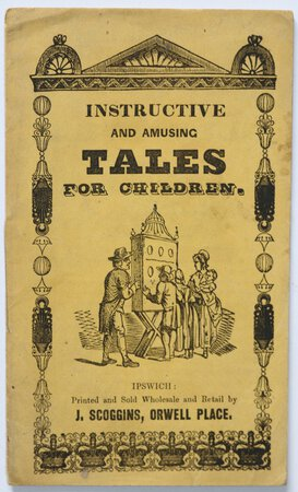 Instructive and Amusing TALES FOR CHILDREN.