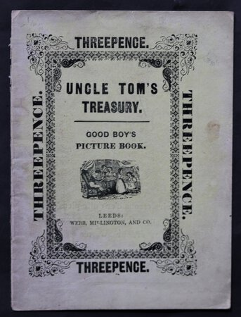 Uncle Tom's Treasury. GOOD BOY'S PICTURE BOOK.