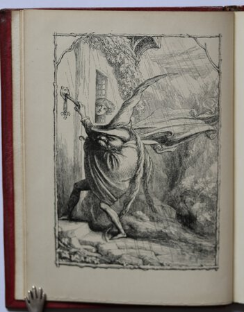 THE KING OF THE GOLDEN RIVER. Or the Black Brothers. A legend of Stiria. By John Ruskin, M.A. Illustrated by Richard Doyle. Seventh edition. by RUSKIN, John.