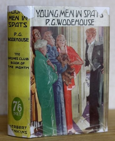 YOUNG MEN IN SPATS. by WODEHOUSE, P.G.
