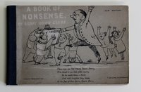 A BOOK OF NONSENSE By Derry Down Derry. by [LEAR, Edward.]