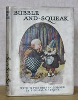 BUBBLE AND SQUEAK. Illustrated by Thomas Maybank. Little Wonder Books (No. 8). by GOLDING, Harry.