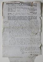 Original transportation document.