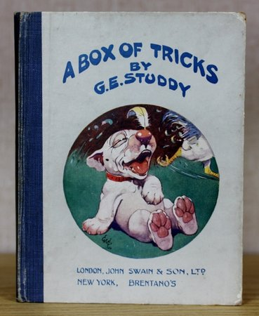 A BOX OF TRICKS. Invented and drawn by G. E. Studdy. Explained by George Jellicoe. by STUDDY, G. E.