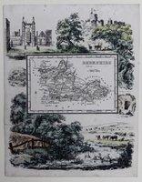 Map of Berkshire.