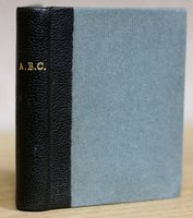 A.B.C. With Illustrations by T. Pym [pseud]. by [CREED, Clara].